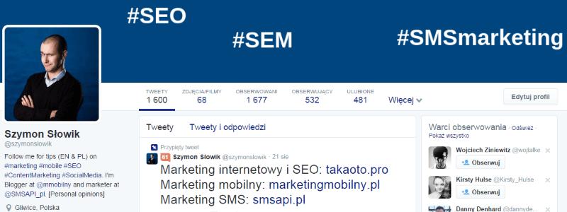 Kogo śledzić na Twitterze? Lista polskich kont IT, marketing, e-biznes
