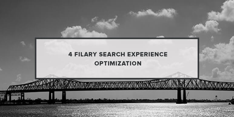 4 filary skutecznego Search Experience Optimization (SXO)
