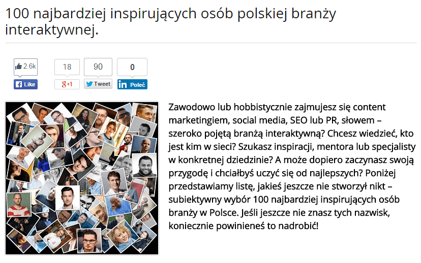 Egobait w content marketingu
