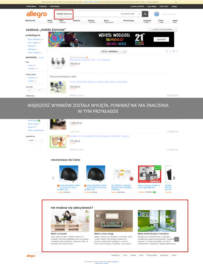 Content marketing we-commerce